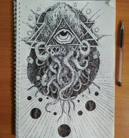 The Eye by Ogurezz