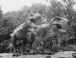 Jurassic Park Royalty by Carnosaur