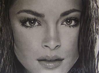 Kristen Kreuk II by joelle-t27