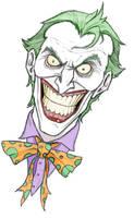 The Joker by Alexftw