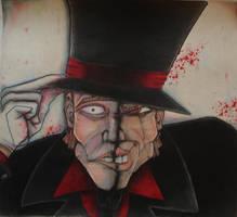 Doctor Jeckyl,Mister Hyde by JoshUsmani