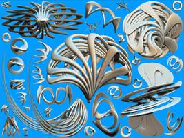 Misc Objects 007 by pixelchemist-stock