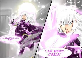 Archangel of Magic by smilingDOGZ