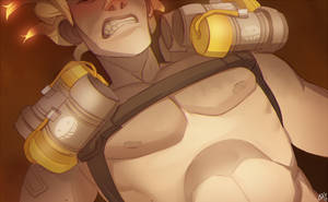 Junkrat primed and...ready? by DemonicSerpent101