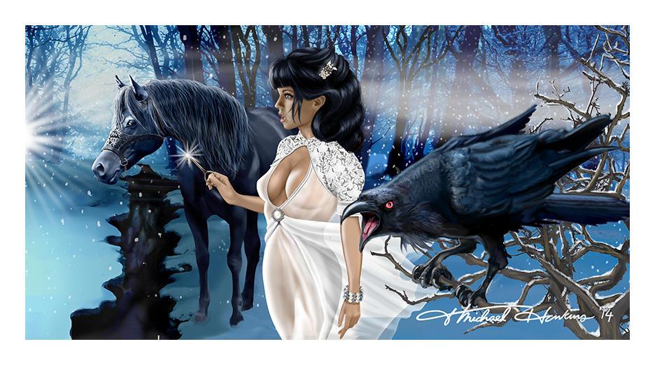 MagicKeyfb by artist-tmichael