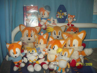 Tails collection by Firestar-the-Werecat