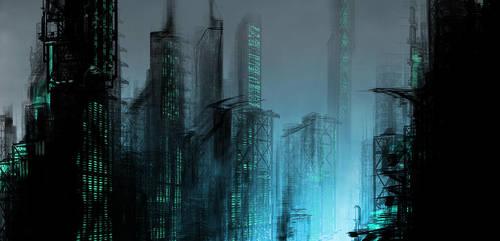 D9's 1st Decent City xDD by DAMEAUX9