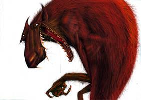 bigbadwolf by JBVendamme