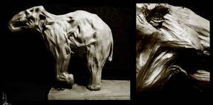 ASIAN ELEPHANT II by JBVendamme