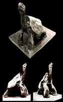 turtle bronze by JBVendamme