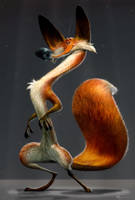 Mr Fox by JBVendamme