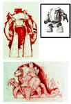 robots by JBVendamme