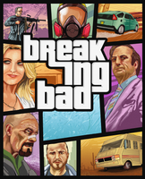 Breaking Bad: GTA by MessyPandas