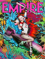 Harley EMPIRE Coloured by MessyPandas