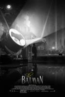 The Batman poster by MessyPandas