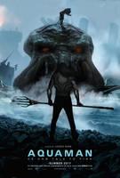 Aquaman Poster by MessyPandas