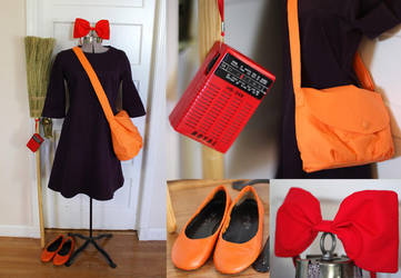 Kiki's Outfit by RainOwls