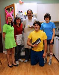 The Belcher Family by RainOwls