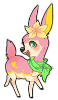 Deerling by CookieHana