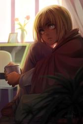 FanArt::Armin by CookieHana