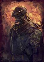Cyborg by PabloFernandezArtwrk