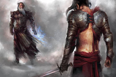 RPG Cover by PabloFernandezArtwrk
