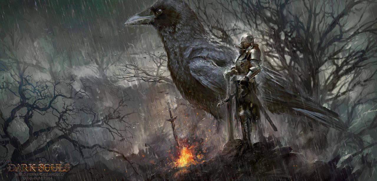 Image of: Macabre Dark Souls By Pablofernandezartwrk Scifi Fantasy Horror Art 30 Best Pieces Of Dark Souls Fan Art By Madizzlee On Deviantart