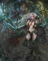 Dragons Shadow Orsion by PabloFernandezArtwrk