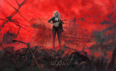 Arcadia 06 by PabloFernandezArtwrk