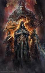 Dark Souls Issue#1 by PabloFernandezArtwrk