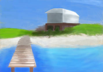 Lakeside House WIP by Photo-Baus