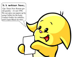 Facts Kacheek on Times New Roman by AlbinoFluttershy