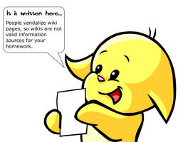 Facts Kacheek on Sourcing from Wikis by AlbinoFluttershy