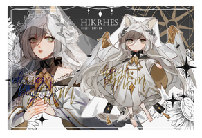 [closed] Hikrhes : auction [ab:added] by nemcrsd