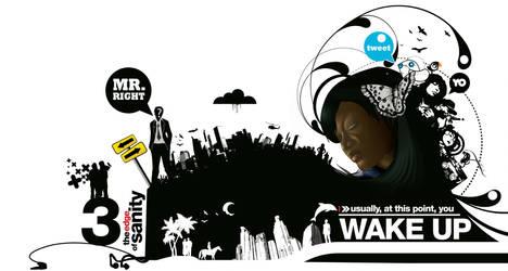 Dream.WakeUp ver II by bmqraven