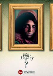 Broken Legacy by bmqraven