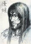 Darrek Cousland - kirriban prize by yuhime