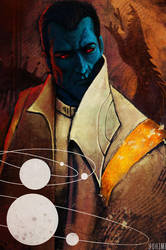 Grand Admiral Thrawn by yuhime