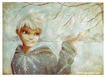 Rise Of The Guardians: Jack Frost... Again. by Mimint