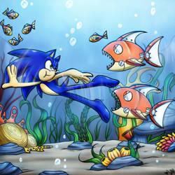.: Commission: H2OFoxy :. by PhoenixSAlover