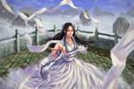 Xiao Long Nu by WhisperingSoul