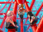Team Kakashi by WhisperingSoul