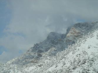 Palisade Mountain by Crynolyn