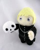 Hamlet by deridolls