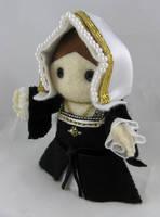 Mary Boleyn 2 by deridolls