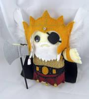 Odin - commission by deridolls