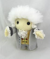 Amadeus Mozart by deridolls