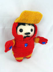 Iron Man - Tony Stark by deridolls