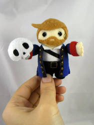 Guybrush Threepwood- Scale by deridolls