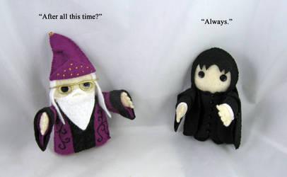 Always. by deridolls